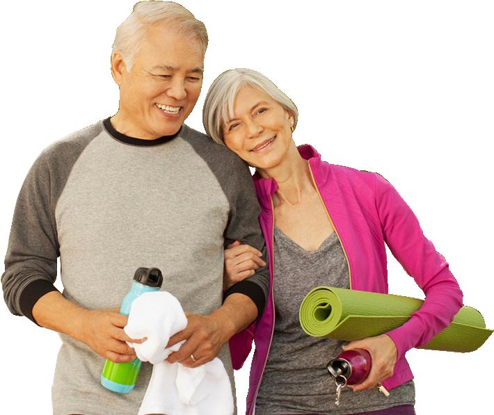 Seniors Post Exercise