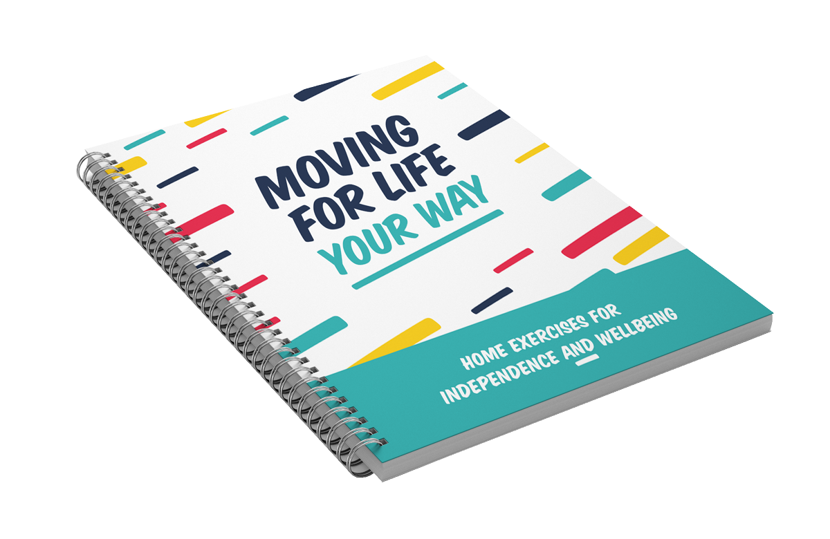 Moving for Life Your Way Book